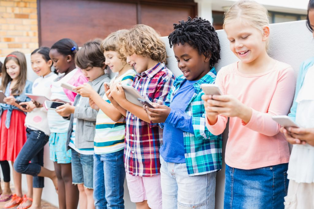 The Pros of Technology for Kids