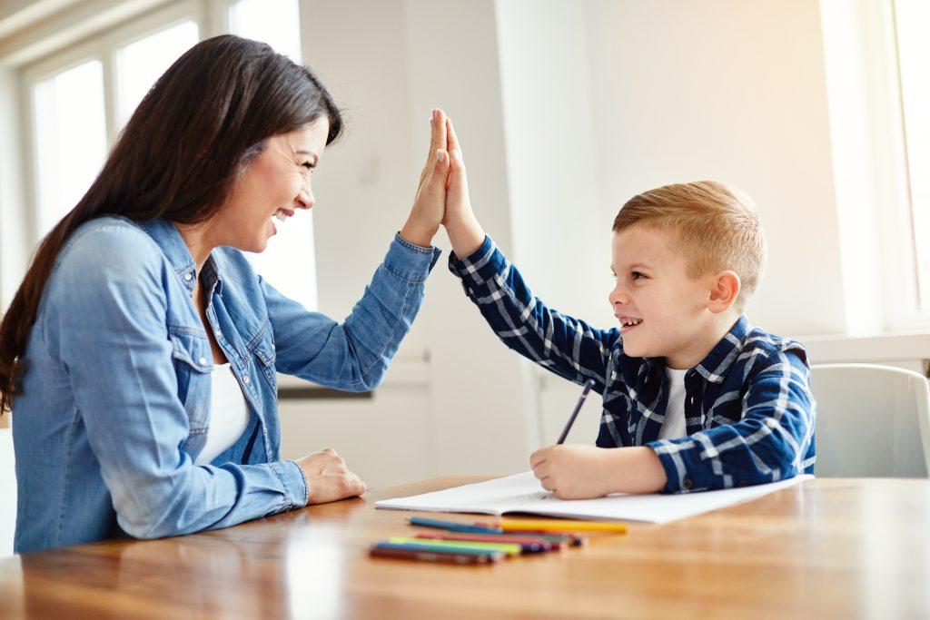 Teaching Kids Self-Discipline