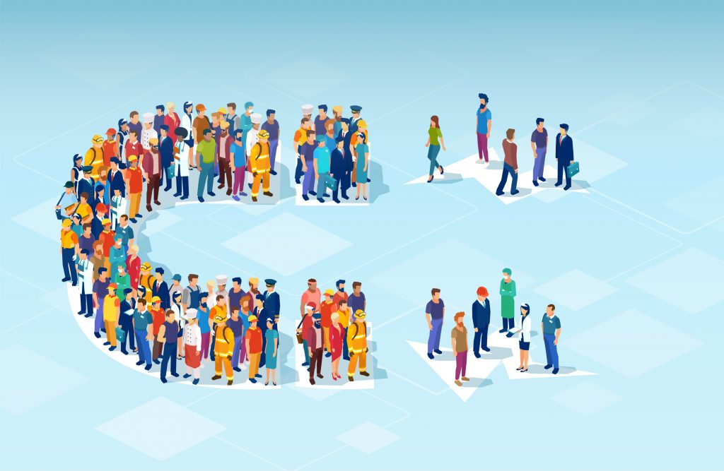 How Technology Creates a Polarized Society