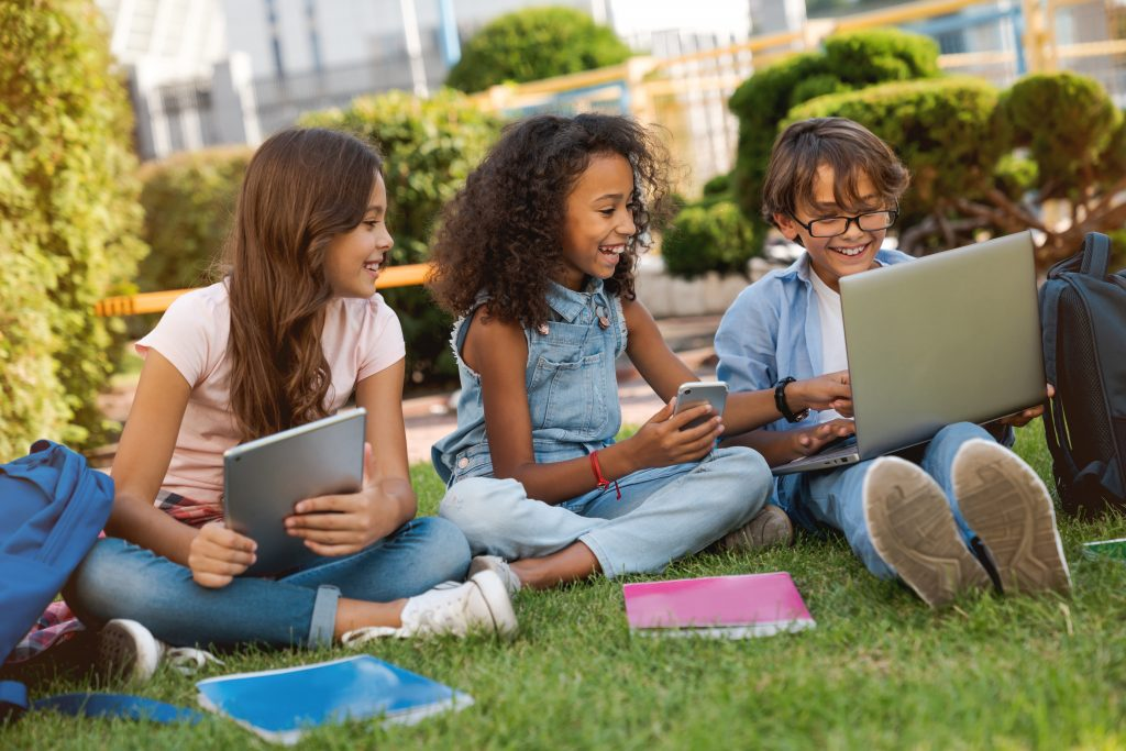 The Impact of Technology on Kids