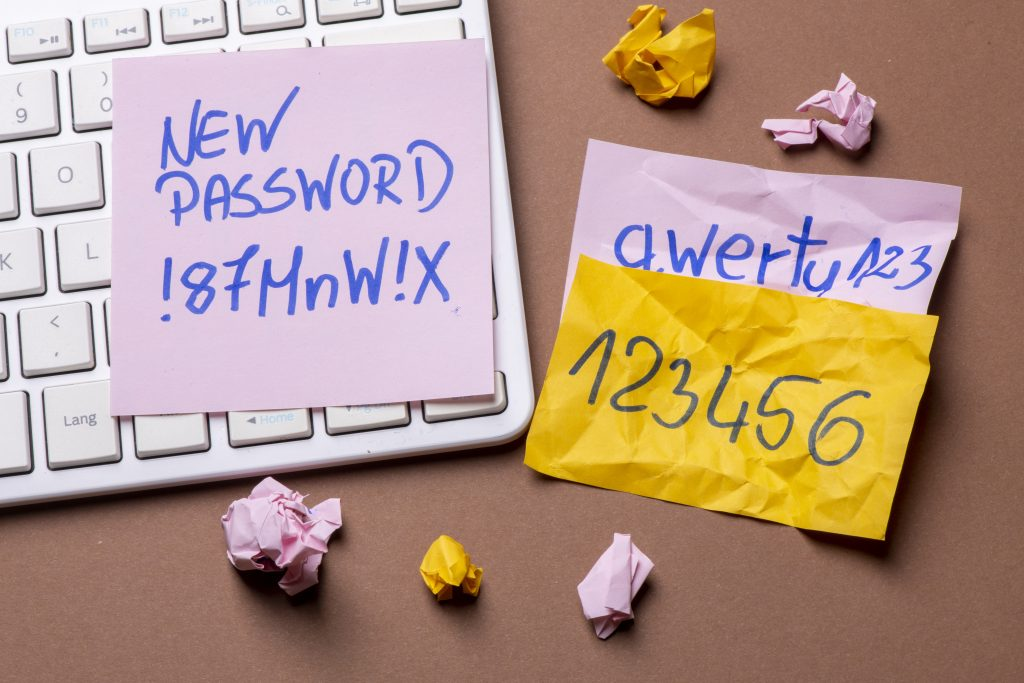 Importance of Strong Passwords