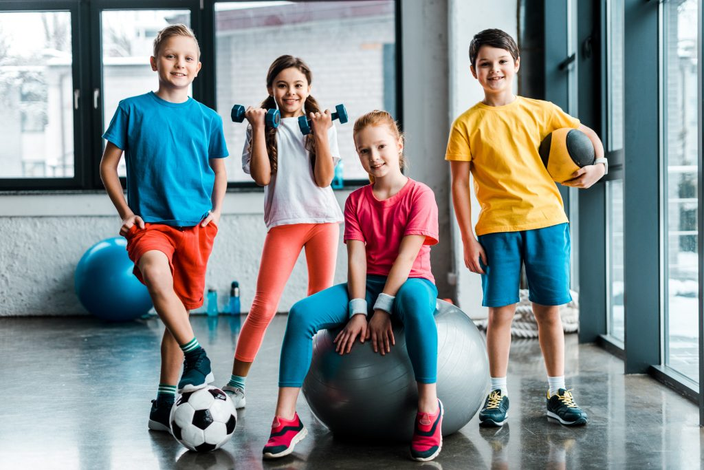 Active Over Passive: Helping Our Kids Love Exercise