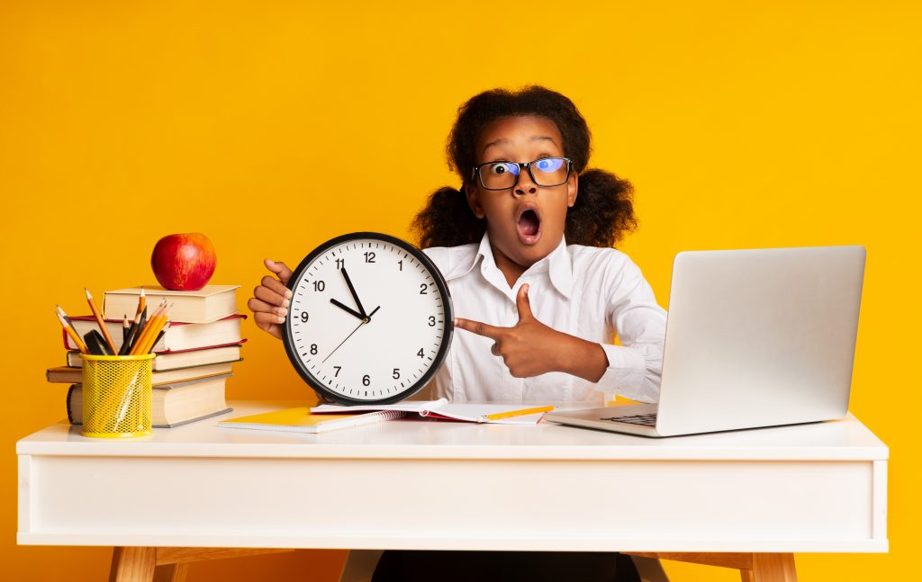 How to Teach Your Kids Good Time Management Skills