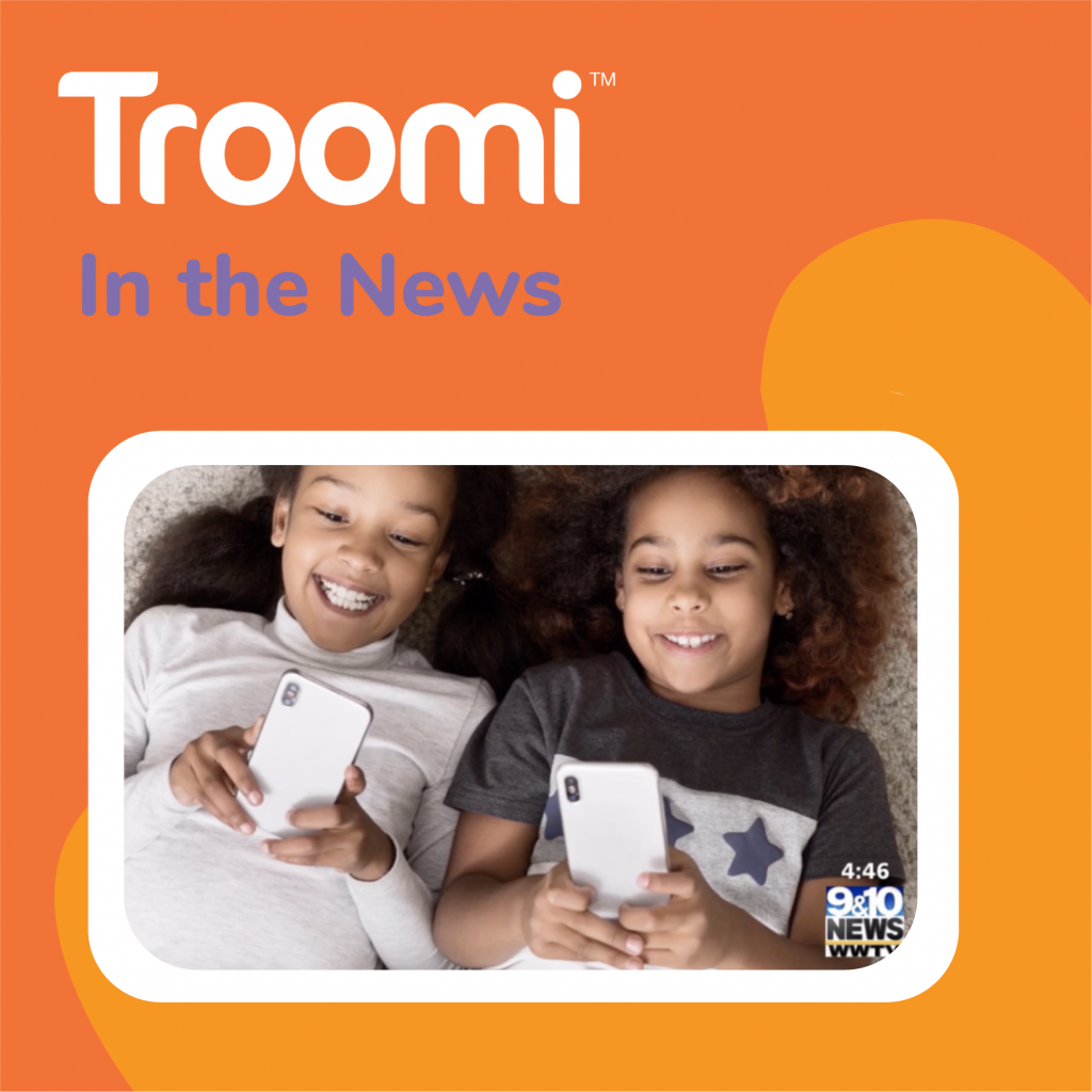 Troomi's Cell Phone for Kids
