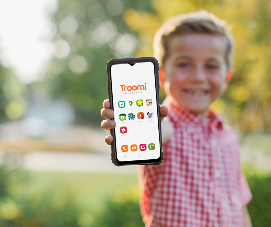 Why Troomi is the Best Cell Phone for Kids