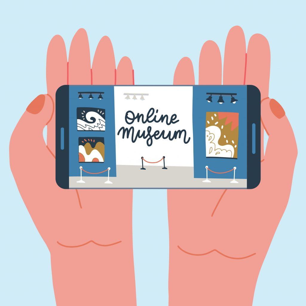 Top 5 Virtual Museum Tours